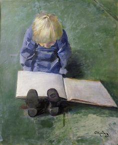 Christian Krohg (Norwegian, 1852-1925)