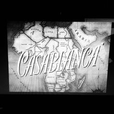 And why I made the popcorn! #movies #casablanca #hereslookingatyoukid