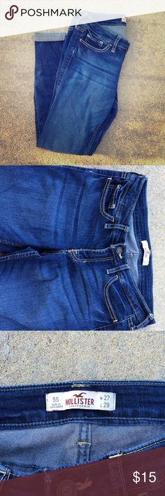 Hollister skinny jeans size 5s Hollister skinny jeans size 5s Hollister Jeans Skinny