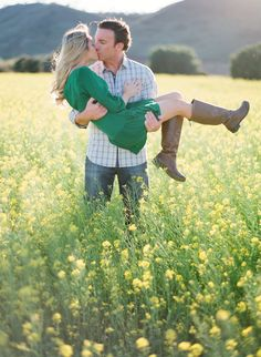 i actually have a dress and boots in these colors and donavan has a shirt just like that! lol now to find a field like this!