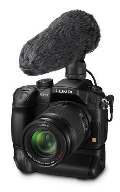 Panasonic Lumix GH3....just got it!