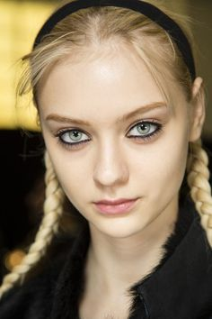 Fashion Week Hair Inspiration