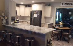 My newly remodeled kitchen summer 2016 ~aa