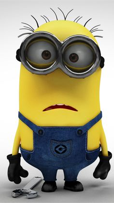 Minions - Tap to see more cutest minion mania wallpapers! - @mobile9