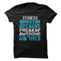 #Funnytshirts... Awesome T-shirts  Price :$21.99Purchase Now    Low cost Codes   View photographs & pictures of Love being -- FITNESS-DIRECTOR t-shirts & hoodies:For those who do not completely love our design, you possibly can SEARCH your favourite one through th...