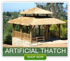 Artificial Thatch