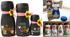 Ideas+para+reutilizar+frascos+de+Nescafé