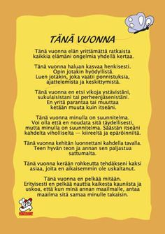 Huoneentaulukortit A5 | positiivarit.fi Finnish Words, True Quotes, Poems, Barn, Messages, Thoughts, Converted Barn, Poetry, Verses