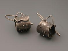 earrings by Kristi Zevenbergen