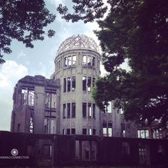 Atomic-Bomb-Dome in Hiroshima