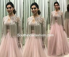 62 Ideas fashion dresses indian gowns for 2019 Indian Designer Outfits, Indian Outfits, Designer Dresses, Designer Lehanga, Indian Gowns Dresses, Pakistani Dresses, Dresses Dresses, Trendy Dresses, Party Wear Dresses