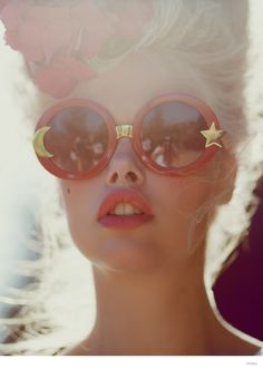Wildfox Launches Marie Antoinette Inspired Sunglasses Lookbook Fall 2014