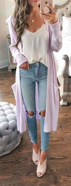 Perfect Spring Outfits to Wear Now Vol. 1 Perfect Spring Outfits to Wear Now Vol. Dressy Outfits, Chic Outfits, Fashion Outfits, Fashion Trends, Night Outfits, Modest Outfits, Women's Fashion, Spring Summer Fashion, Spring Outfits