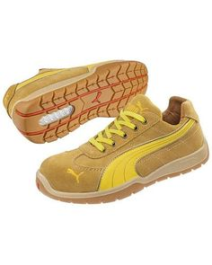 Puma Safety 64.420.0 Fuse TC Red Low S1P ESD SRC | Air max