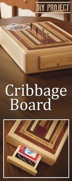 make a cribbage board canadian home workshop.html