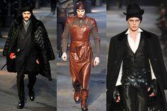 Alexander McQueen Men's: Fall/Winter 2009-2010 – The McQueensbury Rules