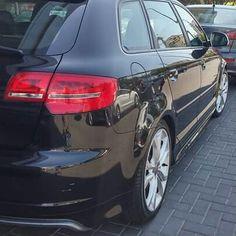 A3 sport-ציפוי ננו כולל פוליש הרכב בן 7 שנים.