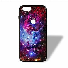 Fox Galaxy Nebula Space Stars Colour for iPhone Plus Case 6s Plus Case, Iphone 6 Plus Case, Iphone 5s, Iphone Cases, Cover Iphone, Mini Samsung, Samsung Galaxy, S5 Mini, Cool Phone Cases