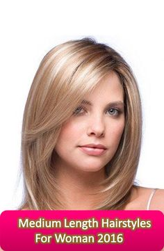 Find Some Gorgeous medium length hairstyles for woman, All are very much gorgeous for any age. Find the best medium length hairstyles for your own.
