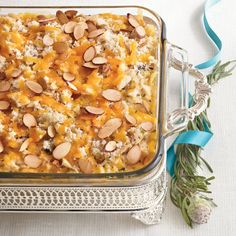 Chicken-and-Wild Rice Casserole - 24 Chicken Casserole Recipes - Southern Living
