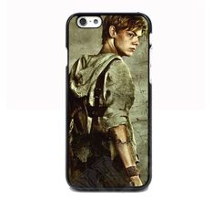 The Maze Runner Thomas Sangster Case for iPhone 4 4S 5 5S 5C SE 6 6S 7 Plus Samsung S3 S4 S5 Mini S6 S7 Edge Plus A3 A5 A7
