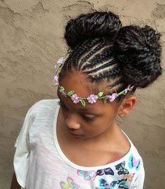 Too cute @miss_princess_ki 🌸 voiceofhair.com #voiceofhair . . . . #braider #braids  #frenchbraids #feedinbraids #hairjourney #hairideas  #protectivestyle #healthyhairjourney #healthyhair #NaturalHairStylist #cornrows #bunlife #topknots#kidsofinstagram#ghanabraids#hairoftheday #Naturalkids #NaturalHair #TeamNatural #HealthyHair #HairCrush #KinkyHair #Frobabies #Ghanabraids #braidstyles #naturalhairstyles #naturalista #Hairspiration #Hairinspiration