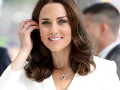Die Herzogin von Cambridge ist der Inbegriff von klassischer Schönheit. Das sind ihre Top 3 Styling-Regeln