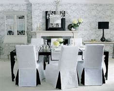 13 best chair seat covers images slipcovers for chairs dining rh pinterest com