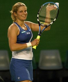upskirt kim Free of pictures clijsters