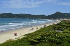 Playa de Mariscal, Bombinhas, Santa Catarina, Brasil.