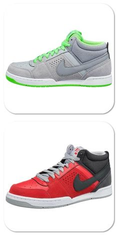 Nike Renzo 2 Mid Sneakers