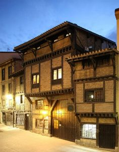 Vitoria - the city with one of the most beatiful architecture in Spain!