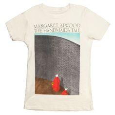 The Handmaids Tale womens literary t-shirt | Outofprintclothing.com