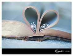 Ring shot with Bible. d-Squared Designs Missouri Wedding Photography