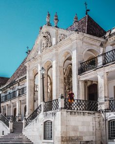 Check out @dvsncollective tomorrow for my latest photography journal from Coimbra Portugal  aka the happiest place on earth  ##travel #architecture #wanderlust #coimbra #portugal_de_sonho