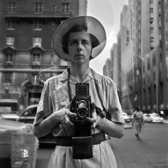 Discover Vivian Maier, the original street style photographer who worked as a nanny and became an art-world sensation years after her death. Her story is explored in the Oscar-nominated documentary Finding Vivian Maier, which begins after a Chicago collector stumbles upon a box of thousands of negatives. Available on Amazon Instant Video - Photo: Courtesy of ©IFC Films