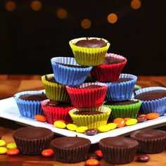 Homemade Peanut Butter Cups Will be Your New Favorite Treat - Shared
