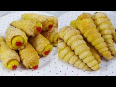 RESEP KUE CUMCUM ISI VLA VANILA DAN COKLAT - CREAM HORN - YouTube Cream Horns, Snack Box, Vanilla, Snacks, Chocolate, Vegetables, Youtube, Food, Pai