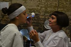 Before they stepped into the spotlight, models got a Tria Blue Light treatment backstage at the Chadwick Bell show, NYFW13. Tria Blue Light penetrates deep within the skin to eliminate acne-causing bacteria at the source to clear acne fast and help prevent future breakouts.