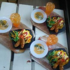 777円❗ #オムライス #ミニチュア #ドールハウス #フェイクスイーツ  #スイーツデコ#ジオラマ #模型 #食品サンプル  #模型 #カフェ #カフェランチ #ランチ #ミンネに出品中  #takakoleo072で検索  #miniature #doll #cafe #crafts #japon #JAPAN #restaurant  #lunch