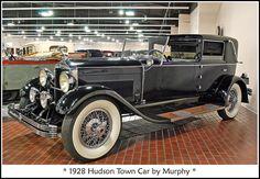 1928 Hudson Town Car