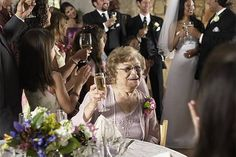 What's the Best Way to Accommodate Wedding Guests That Have Limited Mobility?