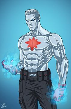 """Steel"" commissioned by  Roysovitch for the Earth-27 project.Concept/Design by Roy Westerman Character Owned by DC ComicsFB page for Earth-27: www.facebook.com/Earth27Project GoFundMe cam..."