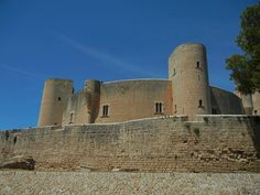 Castell de Bellver - Palma de Mallorca, Balearic Islands, Spain