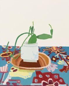 Jonas Wood - Special Cactus (2007)