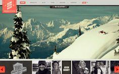 Moment Skis #webdesign #inspiration #UI #Infinite Scroll #jQuery #Typography #Flexible #Fullscreen #HTML5 #Photography #Silver #Orange