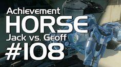 Halo 4 - Achievement HORSE #108 (Jack vs. Geoff)