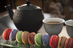 Fancy a macaroon or 2 or more? Check out these delectable treats at The Mandarin Cake Shop, Kuala Lumpur