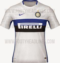 Jersey Terbaru Intermilan Musim 2015/2016 - Internazionalle sepertinya akan memakai desain yang lama dari Jersey mereka musim depan. Diberitakan Inter akan kembali memakai garis garis hitam biru seperti design lamanya.