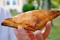 Passionate Perseverance: improve cooking challenge #1 ~ caramel - apple & cream cheese turnovers